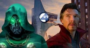 MCU Fantastic Four Reboot Theories! Doctor Strange vs Doctor Doom?