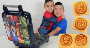 Marvel Avengers Waffle Maker CKN Toys