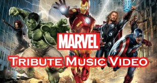 Marvel Cinematic Universe - Tribute Music Video (Children of the Sun)