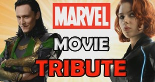 Marvel Cinematic Universe Tribute (Snow Patrol - Open Your Eyes)