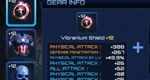 Marvel Future Fight - Optimal Gear Guide