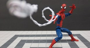 Marvel Legends Customs: How to make Spider-Webbing