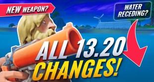 NEW FORTNITE UPDATE: Epic Flare Gun, Shotgun Changes, CARS & Much More!