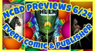 New Comics June 24th 2020 Previews Every Comic Book And Publisher