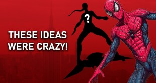New Raimi Spider-Man Concept Art REVEALED