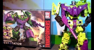 New Transformers revealed at Toy Fair 2015 by Hasbro - Combiners, Devastator