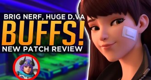 Overwatch: HUGE D.VA Buff & Brig Nerf LIVE! - NEW Patch Meta Review