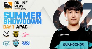Overwatch League 2020 Season | Summer Showdown | APAC Day 1
