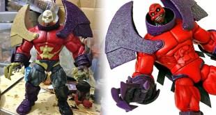 RED ONSLAUGHT Marvel Legends Custom Action Figure