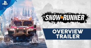 SnowRunner - Overview Trailer | PS4