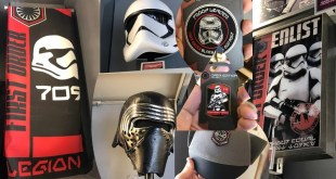 Star Wars: Galaxy's Edge - First Order Cargo Merchandise