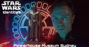 Star Wars Identities - The Exhibition Powerhouse Museum Sydney
