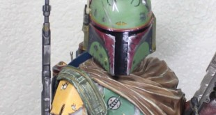 Star Wars Mythos Sideshow Collectibles Boba Fett Bounty #239 Polystone Statue Review