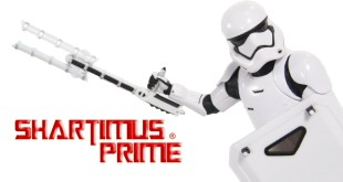 "Stormtrooper FN-2199 ""Traitor"" Kotobukiya ArtFX+ Star Wars The Force Awakens Statue Review"