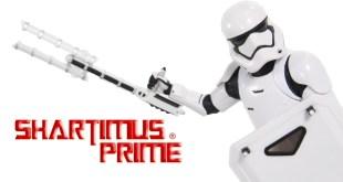 "Stormtrooper FN-2199 ""Traitor"" Kotobukiya ArtFX+ Star Wars The Force Awakens Statue Review"