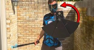 Superhero Gadget Compilation