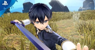 Sword Art Online: Alicization Lycoris New Character & Battle System Trailer | PS4