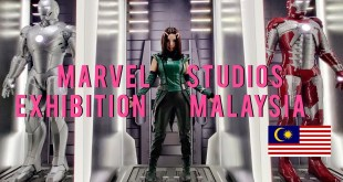 TOUR & FIRST LOOK of Marvel Studios: Ten Years of Heroes Exhibition in Malaysia