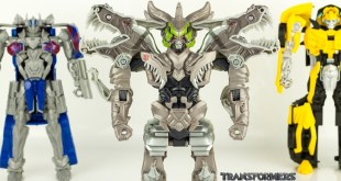 Transformers 5 The Last Knight Grimlock Turbo Changer Robot Transformable TLK Jouets Toy Hasbro