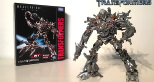 Transformers Movie Masterpiece MPM-08 Megatron Review