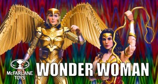 WONDER WOMAN 1984 ACTION FIGURES FROM McFARLANE!
