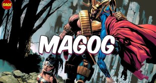 Who is DC Comics' Magog? Ultimate Hero Hunter