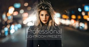 5 tips for using Lightroom Presets for Photography