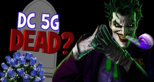 kNIGHTCAST - DC 5G IS DEAD?! Canceled  by DC COMICS & AT&T
