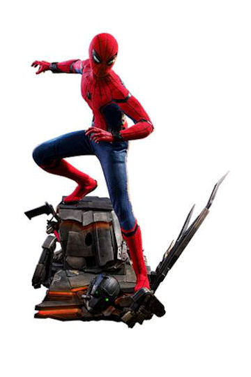 Marvel Hot Toys Spider-man : Homecoming Action Figure