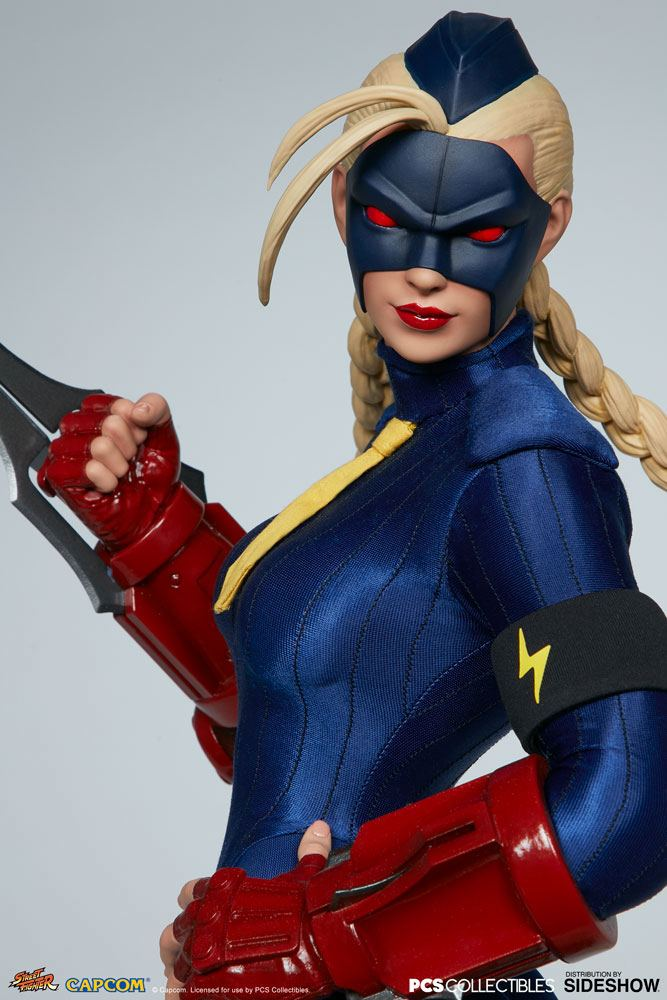 Street Fighter Cammy Decapre Statue by PCS Collectibles