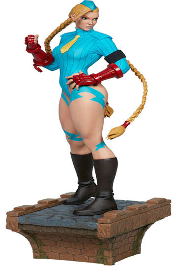 Street Fighter Cammy Statue Killer Bee 1/3 Scale by PCS Collectibles