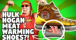 100 Ridiculous Pieces Of Wrestling Merch