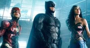 'Justice League': Early Batman Tactical Suit Concept Art Revealed