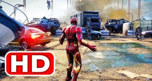 AVENGERS Gameplay Demo FULL Walkthrough (2019) Iron Man, Black Widow, Thor, Captain America HD