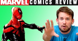 All MARVEL Comics Reviews for Aug. 7th (Avengers #17)