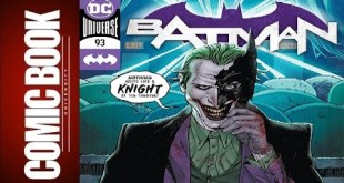 Batman #93 Review | COMIC BOOK UNIVERSITY