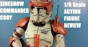 Commander Cody: Sideshow Collectibles Militaries of Star Wars 1/6th Scale Figure