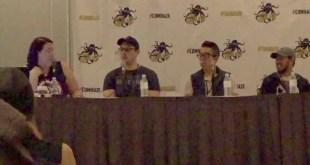 Concept Art of the MCU panel - Stan Lee's LA Comic Con 2016 - HallH.com
