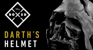 Crafting the Darth Vader Helmet (Melted) | Star Wars Collectibles: Ultimate Studio Edition | Boxed