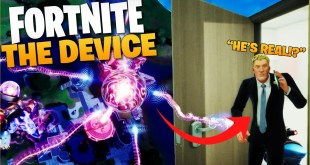 "FORTNITE LIVE EVENT ""THE DEVICE"" - TIMTHETATMAN, NINJA, COURAGEJD, DRLUPO, SYPHERPK, AND MORE REACT!"