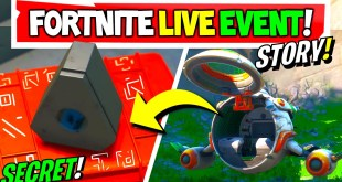 "Fortnite Season 3 SECRET STORY EXPLAINED! | ""The 7 Return?"" Live Event!"