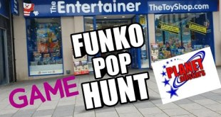 Funko Pop Hunting - Entertainer - Game & Planet Allstars