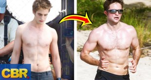 How The Batman Actors Got Ripped For Their Roles (And Other DC Actors)