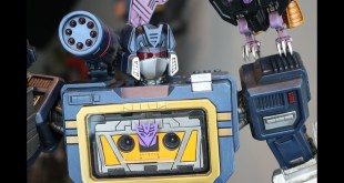 Imaginarium Art Soundwave Transformers G1 Review