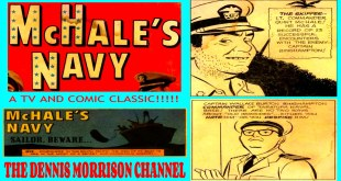 MCHALE'S NAVY: 1963 COMIC BOOK BASED ON THE TV SERIES - PUBLIC DOMAIN