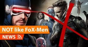 MCU X-Men Wont be ANYTHING Like FOX Versions
