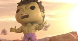 Marvel Collector Corps: Hulk Box Trailer!