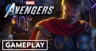 Marvel's Avengers Thor: 8 Minute Gameplay Reveal