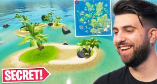 New SECRET XP Island in The New Update! - Fortnite Season 3