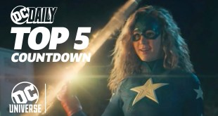 OFFICIAL Trailer for Stargirl on the CW (2020) + Comic Book News! | TOP 5 HEADLINES